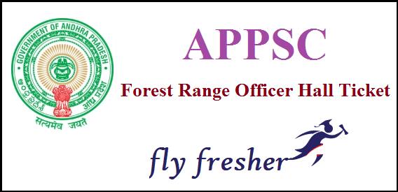 APPSC-Forest-Range-Officer-Hall-Ticket, APPSC-Forest-Range-Officer-Hall-Ticket-2019