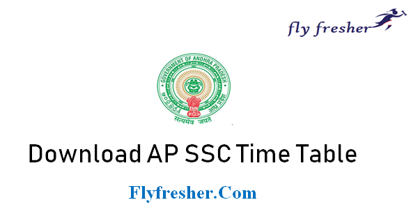 AP SSC Time Table, AP 10th class time table, Ap 1th exam date