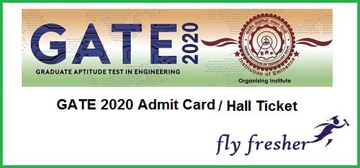 Gate-2020-admit-card
