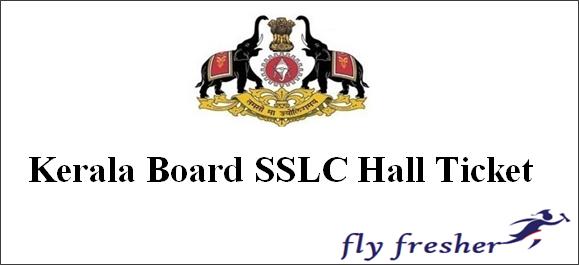Kerala SSLC Hall Ticket, Kerala Board 10th Admit Card, Kerala SSLC admit card, Kerala 10th hall ticket