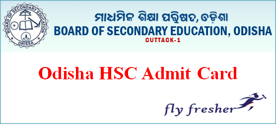 Odisha HSC Admit Card, BSE Odisha 10th Hall Ticket, Odisha HSC 10th Hall Ticket, BSE Odisha HSC Hall Ticket