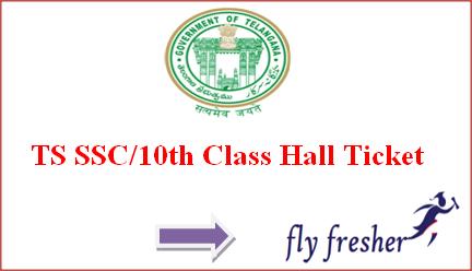 TS SSC Hall Ticket, BSE Telangana 10th Hall Tickets Date, TS 10th hall ticket