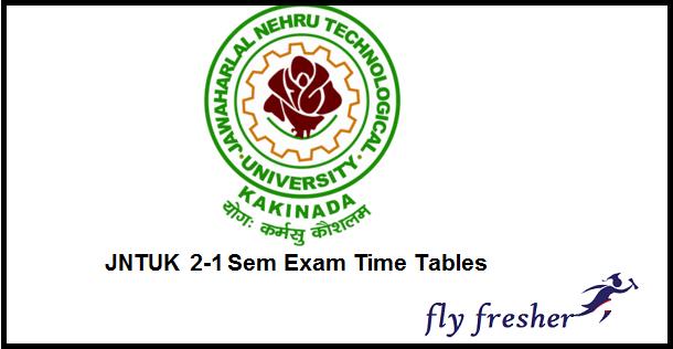 jntuk-b.tech-2-1-sem-time-table